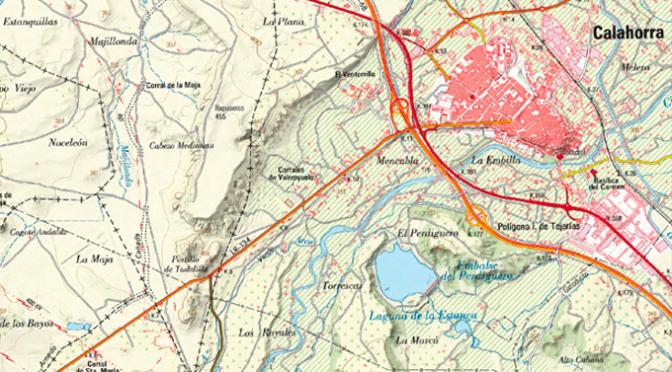 Mejora de la seguridad vial en tramos de la LR-134 entre Arnedo – Calahorra y San Adrián