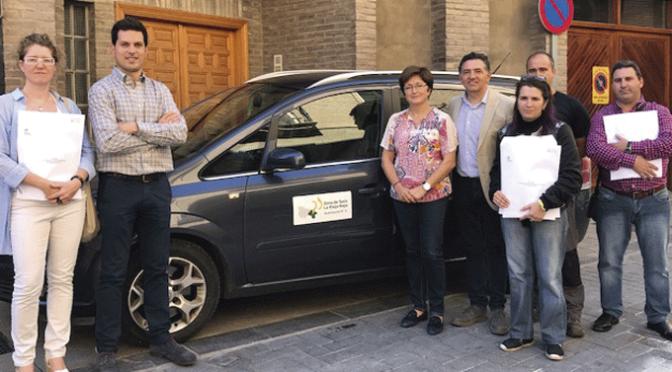 Zona de Taxis La Rioja Baja: Aldeanueva de Ebro, Alfaro y Rincón de Soto