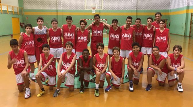 Los equipos infantil, cadete y junior, jugaron en Navarra