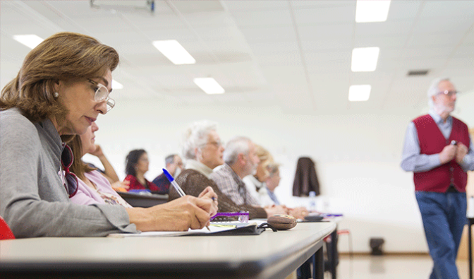 Apertura el curso 2017-2018 de la Universidad de la Experiencia en Calahorra