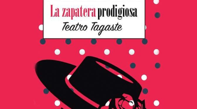"""Representación de """"La zapatera prodigiosa"""" en beneficio de Amigos de la Historia de Calahorra"""