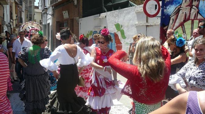 Jornadas culturales Raices de Andalucia