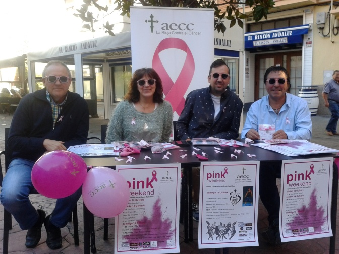 Pink Weekend en Calahorra