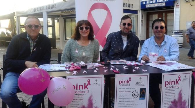 Pink Weekend en Calahorra