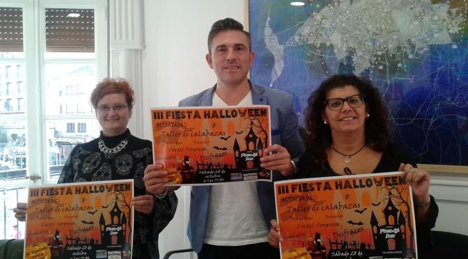 La fiesta de Halloween 👻🎃 se adelanta en Calahorra