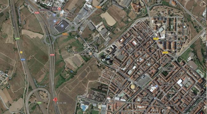 Tres fallecidos por colisión de camión y furgoneta en Calahorra