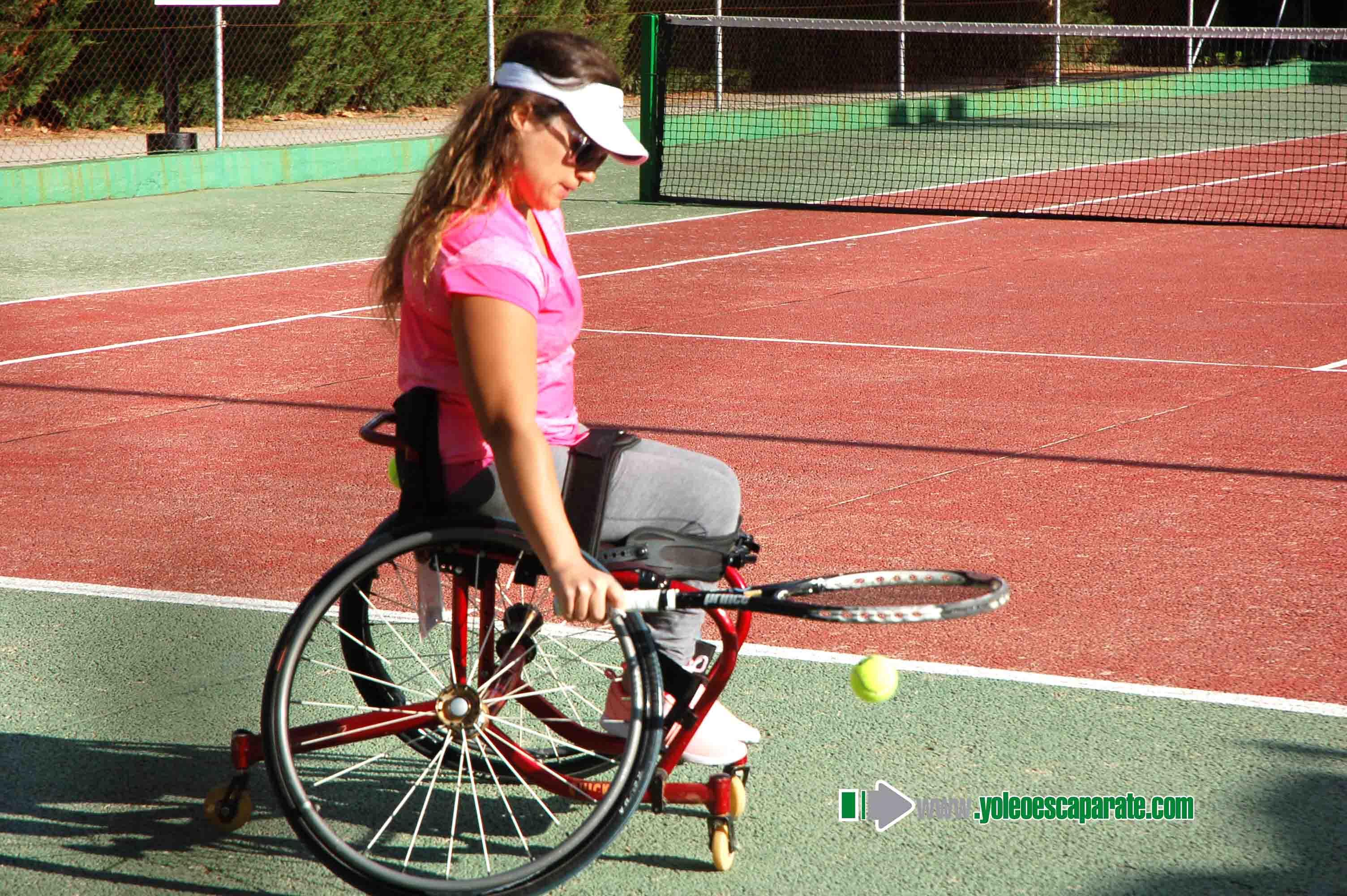 Galeria Campeonato de Espa a de tenis de sillas de ruedas