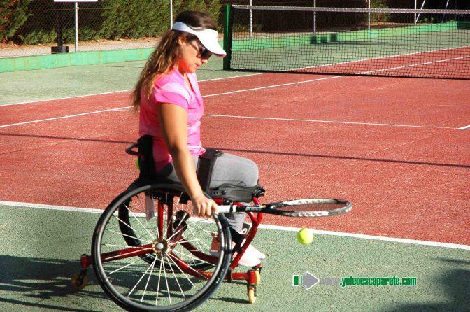 Galeria: Campeonato de España de tenis de sillas de ruedas