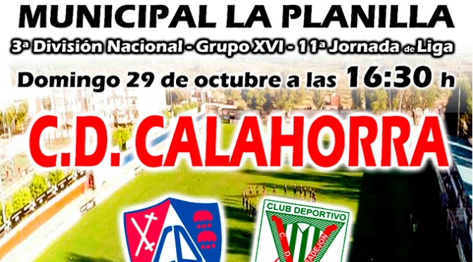 CD Calahorra – CD Pradejón