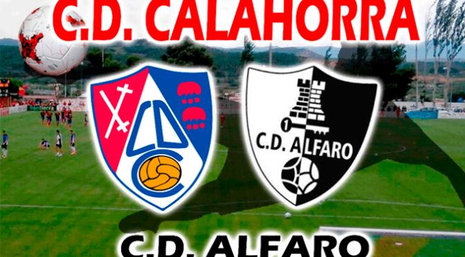 Mañana partido del CD Calahorra