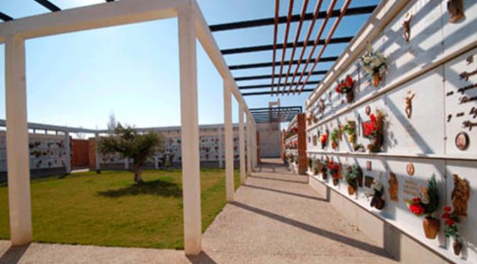 Cementerio San Lázaro de Calahorra