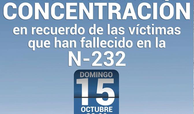 Concentración este domingo en Rincón de Soto