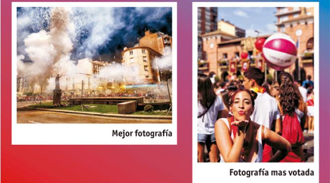 Ganadores del concurso de Instagram sobre las fiestas patronales de agosto