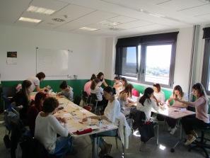 Foto alumnas taller