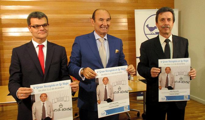 V Gran Recogida del Banco de Alimentos de La Rioja