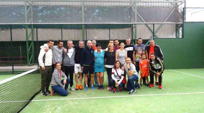 Torneo de Otoño en el Polideportivo Juventud de Calahorra