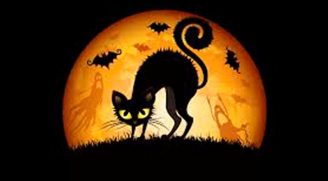 Fiesta de Halloween de La Calle 2000
