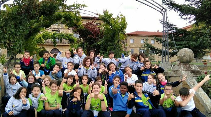 Septiembre en el colegio de La Salle El Pilar