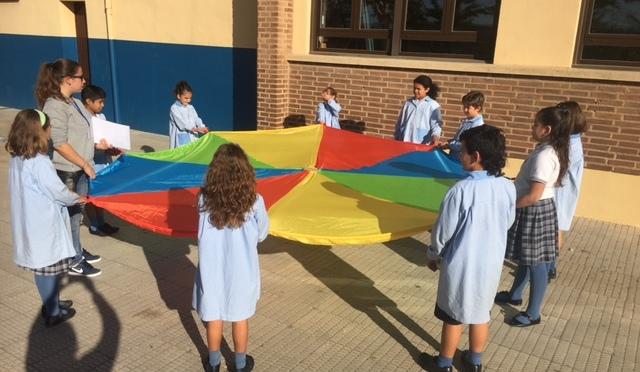 """La Milagrosa participa en  """"Integra en la escuela"""""""