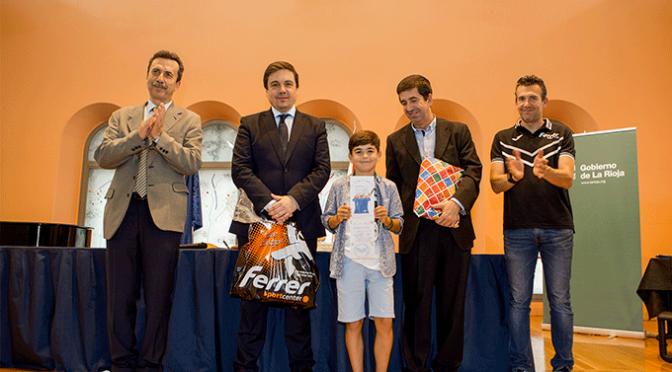 Mateo Arpón Gutiérrez  de Aldeanueva de Ebro premio nacional de Dibujo