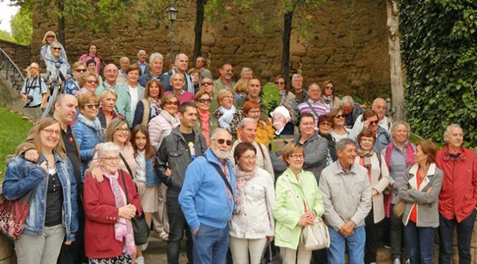Viaje del Orfeón Calagurritano a Cardona