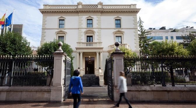 El Palacio de Gobierno de La Rioja abre sus puertas a los ciudadanos
