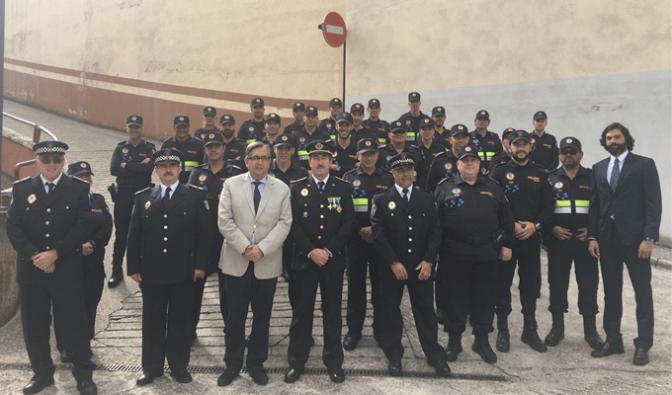 Actos conmemorativos a la festividad de los Ángeles Custodios, patronos de la Policía