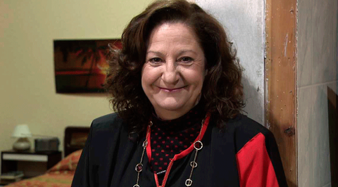 Rosario Pardo en el próximo Encuentro Literario