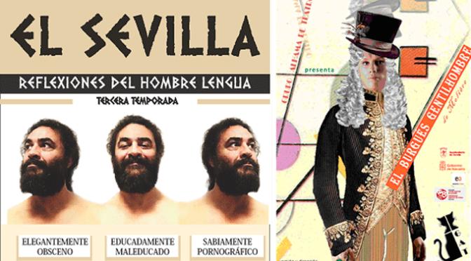 Este fin de semana en San Adrián dos comedias para los amante del teatro
