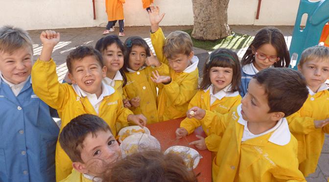 El colegio Teresianas celebró el día de Santa Teresa