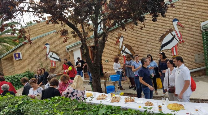 Comienza la ronda del Grupo Scout Monegro de Alfaro