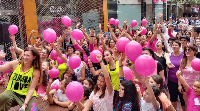 Galeria: Zumba en el Pink Weekend