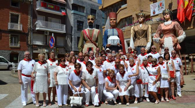 Jornadas culturales de la tercera edad en San Adrián