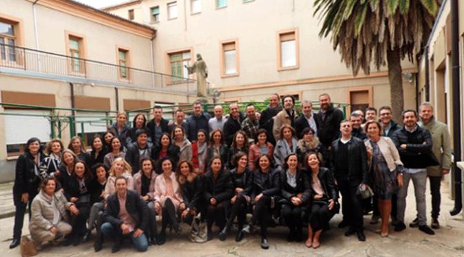 Celebración de los 25 años de los alumnos de Teresianas del 74