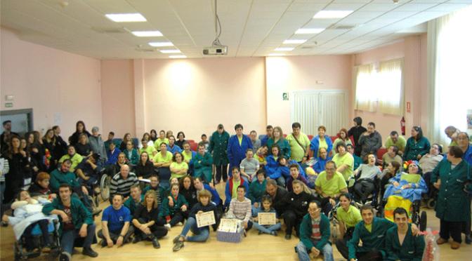 Presentación de las actividades de los chic@s del centro Ancora