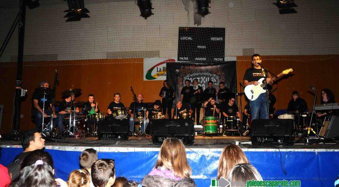 Conciertazo de Motxila 21 el sábado en Calahorra