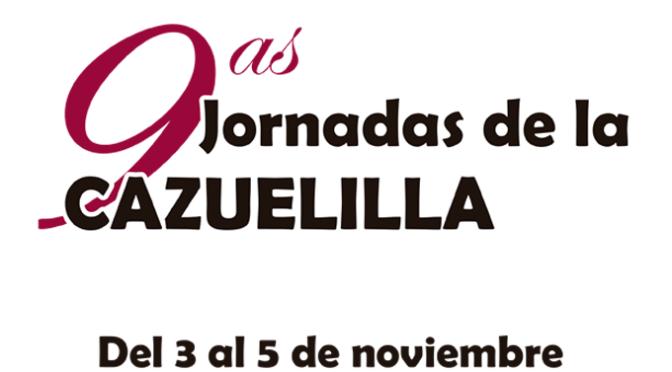 Del 3 al 5 de noviembre Calahorra celebra las Jornadas de la Cazuelilla
