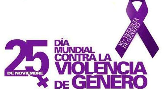 Concentración el sábado por el Día Internacional contra la Violencia de Género
