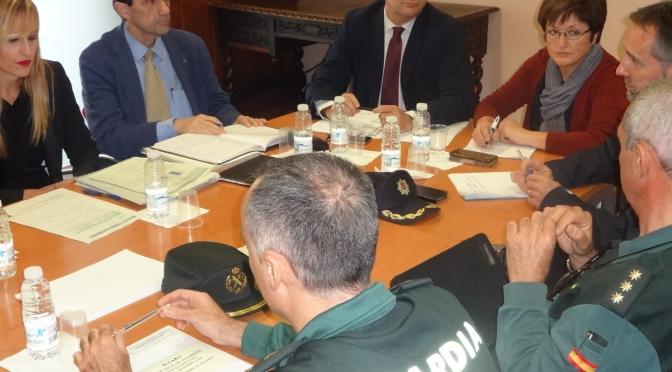 Descenso del 20,5% de delitos en Alfaro