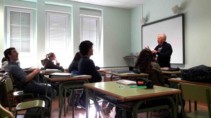 Los alumnos de Agustinos celebran la Semana Agustiniana