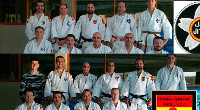 Nuevos cinturones negros de Jiu Jitsu y Defensa Personal