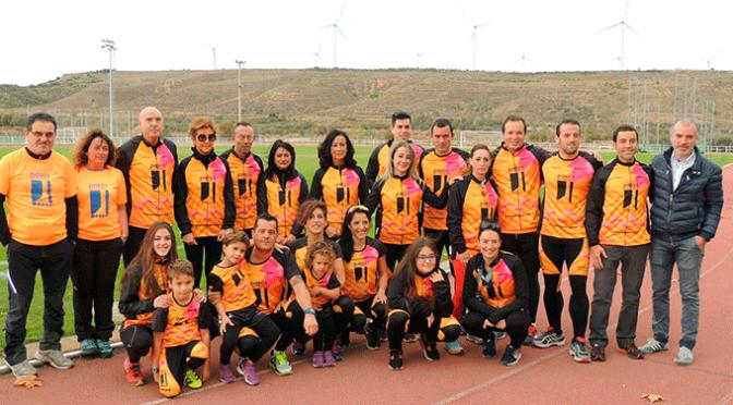 Pasos Runners, nuevo club de atletismo