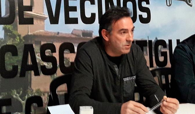Nuevo presidente en la Asociación de Vecinos del Casco Antiguo