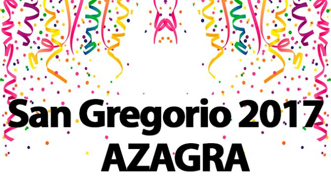 Fiestas de San Gregorio en Azagra
