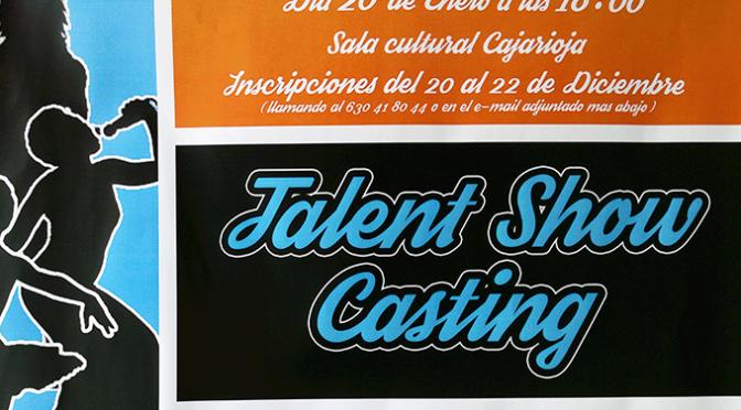 Talent Show Casting
