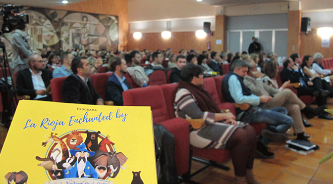 Alumnos del Aurelio Prudencio y CPC San Agustín participan en The Language Magician
