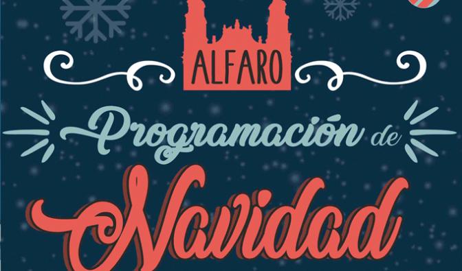 Programacion de Navidad en Alfaro