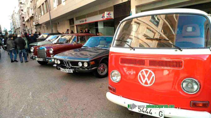 Galería: Concetracion de vehículos antiguos