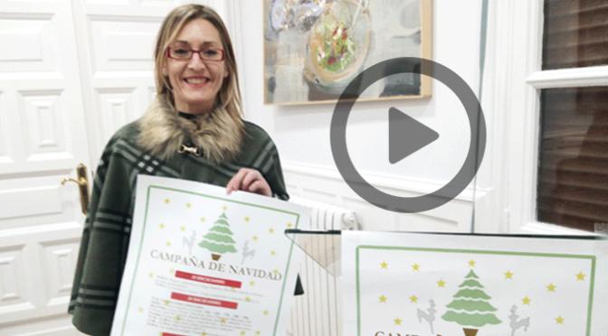 Campaña comercial navideña en Calahorra