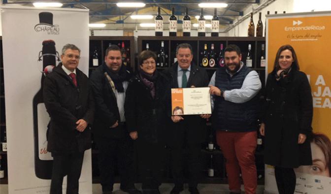 Álvaro y Javier Usarralde nombrados Emprendedor del mes de diciembre